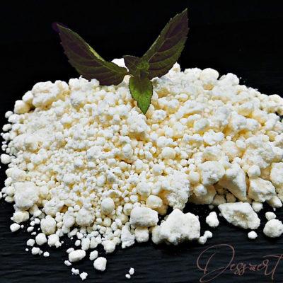 ropogós fehér csoki