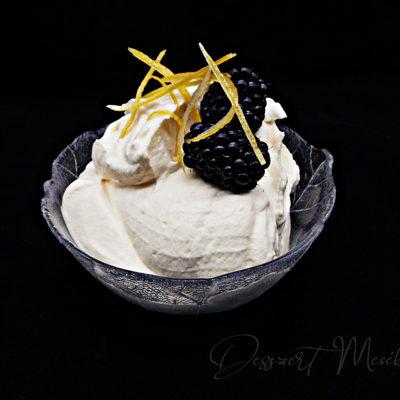 fehér csoki mousse