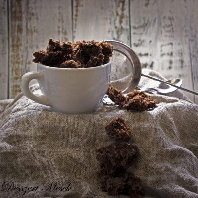 csokis szivacs piskóta