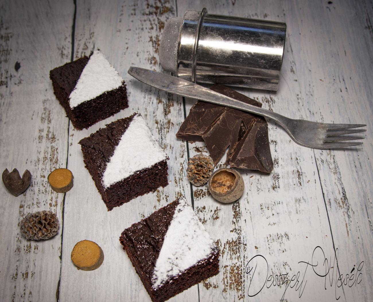 Szaftos csoki kocka recept