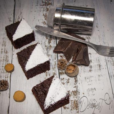 Szaftos csoki kocka