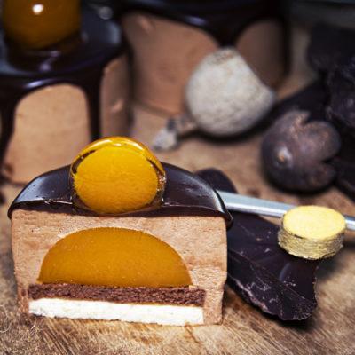 Csoki mangó tortácska