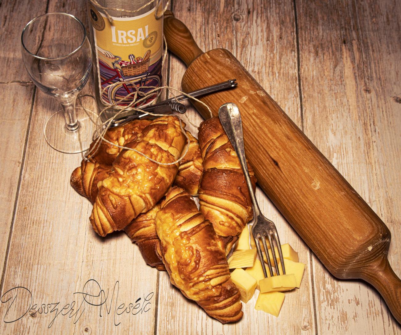 Croissant egyszerűen